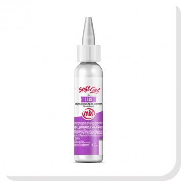 COR SOFTGEL LILAS 60GR